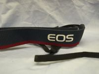 Canon EOS Red + Blue -ORIGINAL MAKERS- Camera Strap  £2.49
